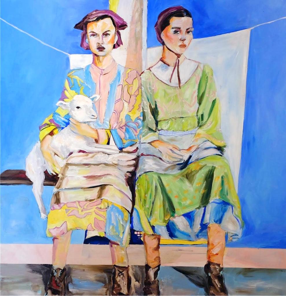 maleri kunst,